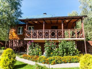 100% natural wooden villa up to 20 guests - Minsk vacation rentals