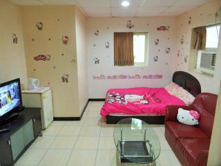 Hello Kitty Room @ XiMenDing 西門町 3min to MRT - Taipei vacation rentals