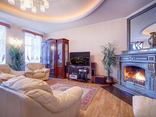 3-bedrooms apartment with а sauna!city centre! - Saint Petersburg vacation rentals