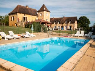 4 Stone Gites in the Dordogne, with large pool. - Saint-Aubin-de-Nabirat vacation rentals