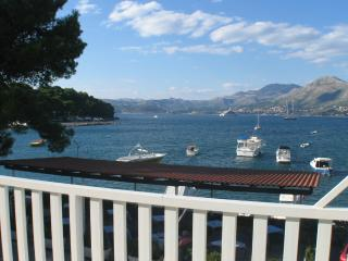 3 bedroom sea view apartment,10m from beach - Cavtat vacation rentals