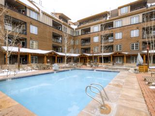 2BR Keystone Condo w/Beautiful Mountain Views - Great Family Friendly Location in River Run Village - Keystone vacation rentals
