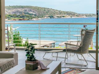 Enjoy Athen, Voulagmeni beachfront sea view - Vouliagmeni vacation rentals