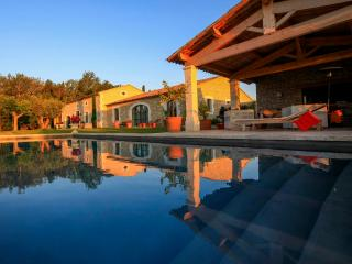 Splendid 8 bedrooms farmhouse heated pool air cond - Saint-Remy-de-Provence vacation rentals