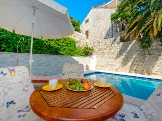 Holiday villa whith swimming pool  in Dubrovnik - Mlini vacation rentals