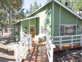 Beautiful Charming Chalet over a Seasonal Creek - Big Bear City vacation rentals