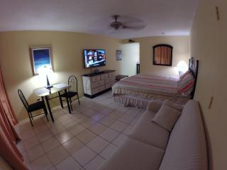 Cool King Bed Studio Marina View - Turtle Cove vacation rentals