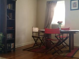 Nice Apartment with Internet Access and A/C - Washington DC vacation rentals