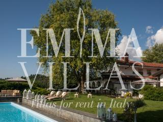 Comfortable 7 bedroom Biella Villa with Internet Access - Biella vacation rentals