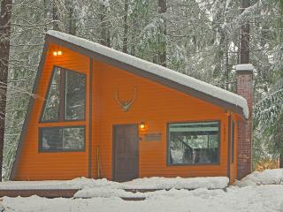 Cozy Cabin with Deck and DVD Player - Greenwater vacation rentals