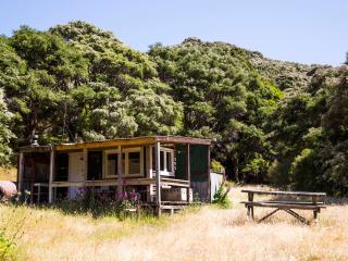 Charming Shepherds hut with Mountain Views and Housekeeping Included - Featherston vacation rentals