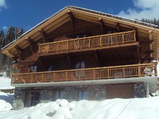 Alpine Majestic - Chalet Soleil - La Chapelle-D'Abondance vacation rentals
