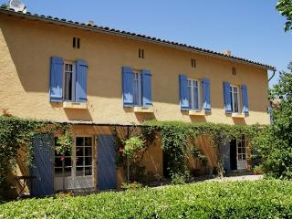Farmhouse, Rural location with gardens and pool - Puylaurens vacation rentals
