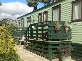 'The Swallows' Caravan/Mobile Home with 3 bedrooms - Blair Atholl vacation rentals