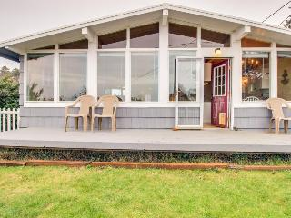 Dog-friendly oceanview home, walk to the beach, restaurants, and shops! - Seal Rock vacation rentals