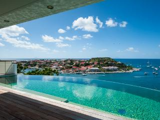 Prestigiously positioned villa perched on hillside above Gustavia WV LAM - Gustavia vacation rentals