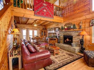 Paradise Ridge Log Cabin - Pigeon Forge vacation rentals