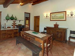 Bright 5 bedroom House in Montaione with Deck - Montaione vacation rentals