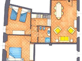 Comfortable House in San Felice del Benaco with Deck, sleeps 6 - San Felice del Benaco vacation rentals