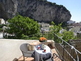 Charming House with Deck and Internet Access - Atrani vacation rentals
