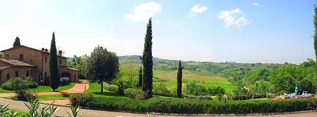 Villa Viviana A - Image 1 - Montaione - rentals