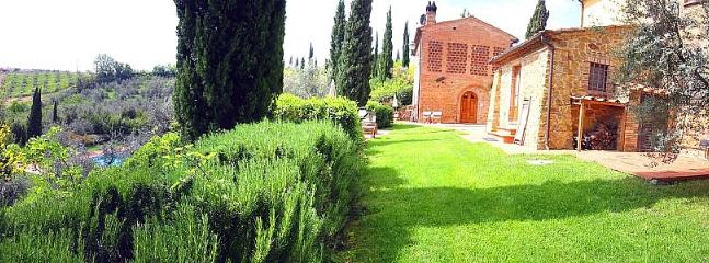 Casa Bonaventura D - Image 1 - Montaione - rentals
