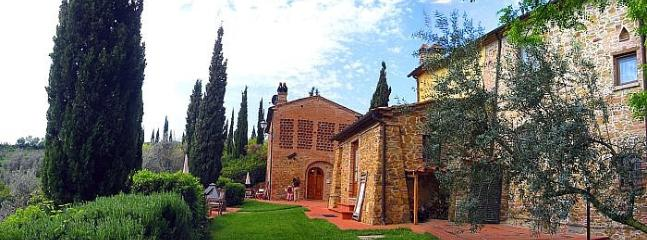 Casa Bonaventura F - Image 1 - Montaione - rentals