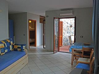 Charming House with Deck and A/C - Santa Maria di Castellabate vacation rentals