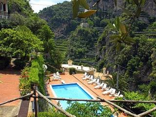 Bright House with Deck and Balcony - Ravello vacation rentals