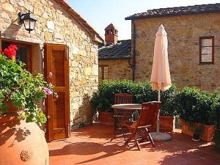 1 bedroom House with Deck in Bucine - Bucine vacation rentals