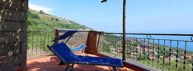 Villa Silvestre A - Image 1 - Sant'Agata sui Due Golfi - rentals