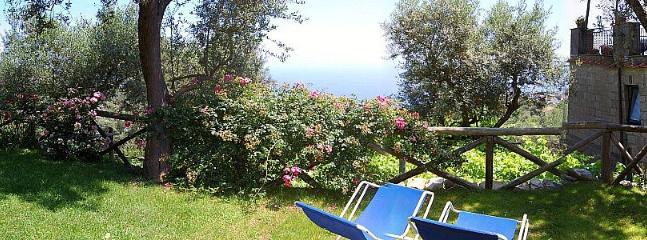 Villa Silvestre D - Image 1 - Sant'Agata sui Due Golfi - rentals
