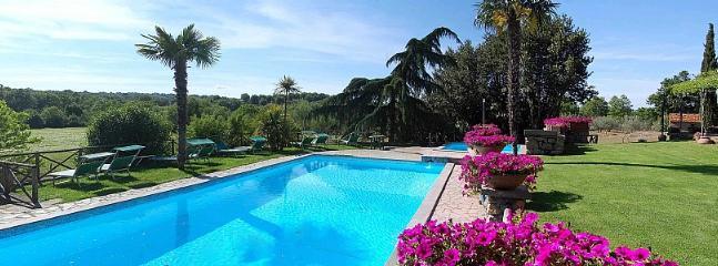 Villa Armenide - Image 1 - Vitorchiano - rentals
