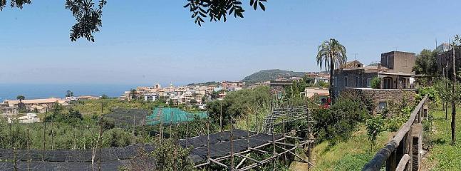 Villa Lillamora - Image 1 - Massa Lubrense - rentals