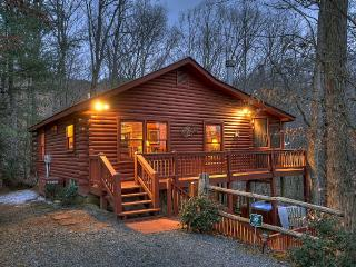 Cozy Comfortble Cabin - Mountain Spirit Cabin - Blue Ridge vacation rentals