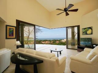 Pacifico House! New Executive Home with Ocean View - Playas del Coco vacation rentals