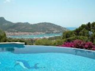 Villa Serafina in Can Borras mit herrlichem Ausblick auf den Hafen - Port d'Andratx vacation rentals