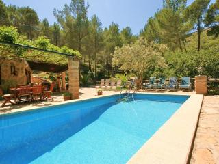 Finca Forrest - An ideal holiday home for guests whom value absolute silence - S'Arraco vacation rentals