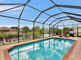 Villa Sofia - Gulf Access canal sleeps 8~Newly constructed. - Cape Coral vacation rentals