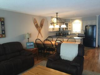 """Not Your Typical Rental"" Luxe Burke Mtn 3br Condo - East Burke vacation rentals"
