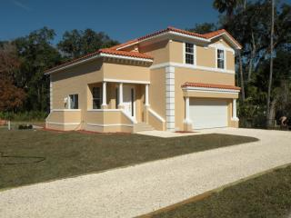 Deluxe New 3 Br, 2.5 Ba Villa On Homosassa River - Homosassa vacation rentals
