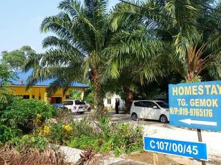 Homestay Tanjung Gemok (Near with Tg Gemok Jetty - Pulau Tioman) - Homestay No-11 - Endau vacation rentals