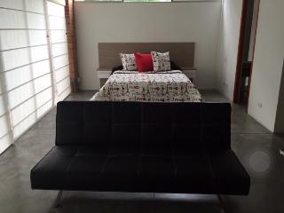 3 BLOCKS TO PARK LLERAS STUDIO APARTMENT - Medellin vacation rentals