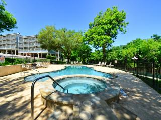 Stunning Comal Water Front Condo with River View! - New Braunfels vacation rentals
