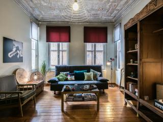 Galata Charm+High Ceilings+ 4Rooms - Istanbul vacation rentals