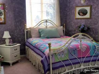 The Abby Bedroom is READY for YOU to stay in. - Saint George vacation rentals