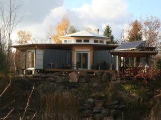 Off-Grid Solar Shipping Container Cottage - Bobcaygeon vacation rentals