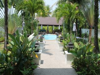NAT153 Luxury 5 bedroom private pool villa near NaTai Beach - Khok Kloi vacation rentals
