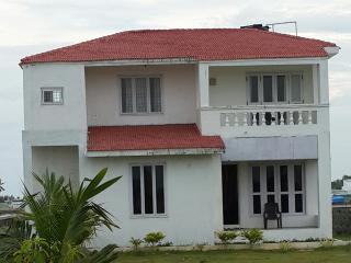 Independent Beach front villa with sea views - Pondicherry vacation rentals