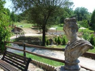 Gerano: Villa panoramica con parco e piscina - Gerano vacation rentals